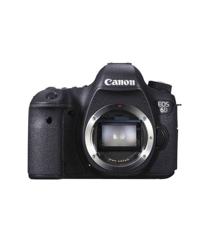 Canon EOS 6D Body (Ex-Demo)