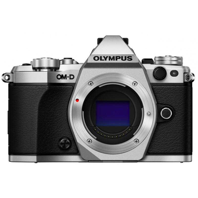 Olympus OM-D E-M5 II Body Zilver (Ex-Demo)