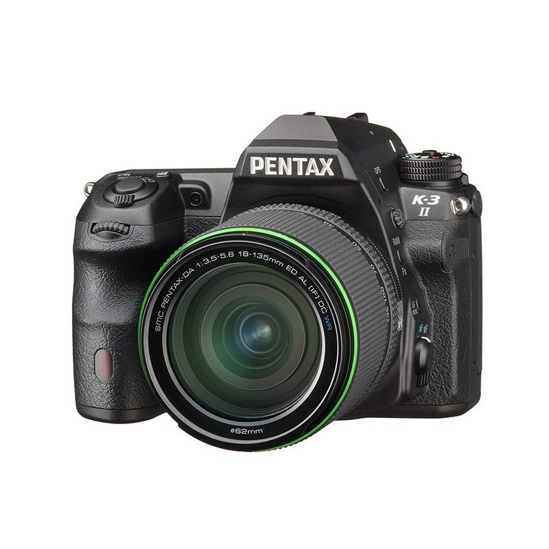 Pentax K-3 II + DA 18-135mm WR (Ex-Demo)