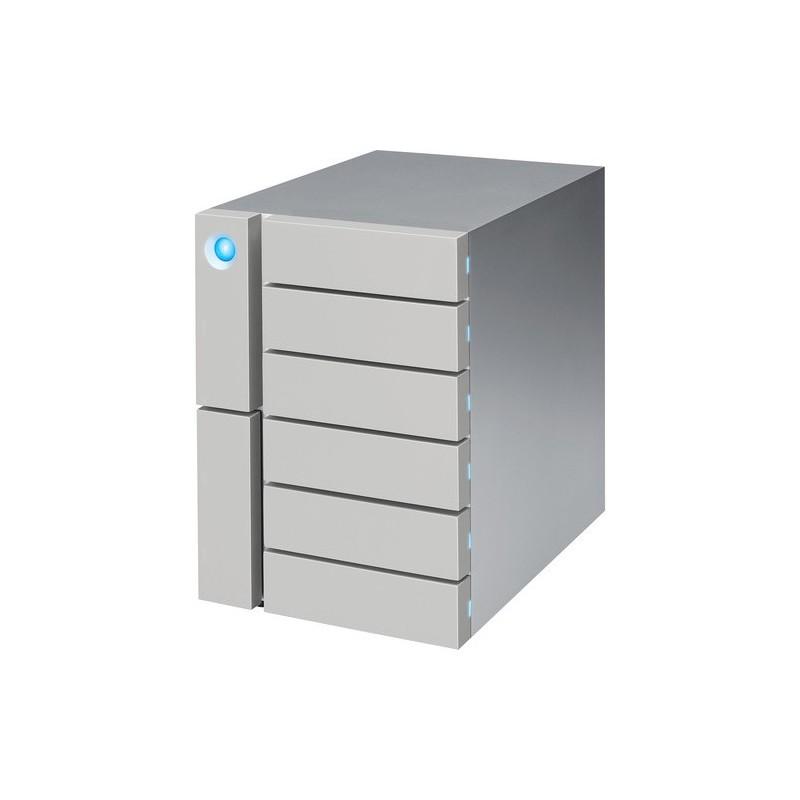 LaCie 6big 60TB Thunderbolt 3 & USB 3.1 Type C