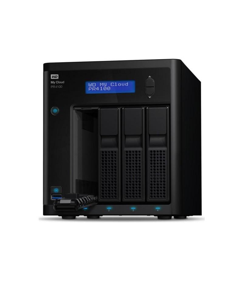 Western Digital My Cloud Pro PR4100 NAS 24TB