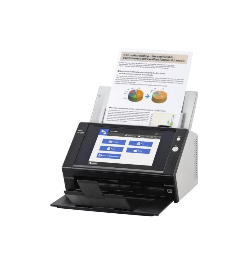 Fujitsu N7100 ADF A4 Scanner