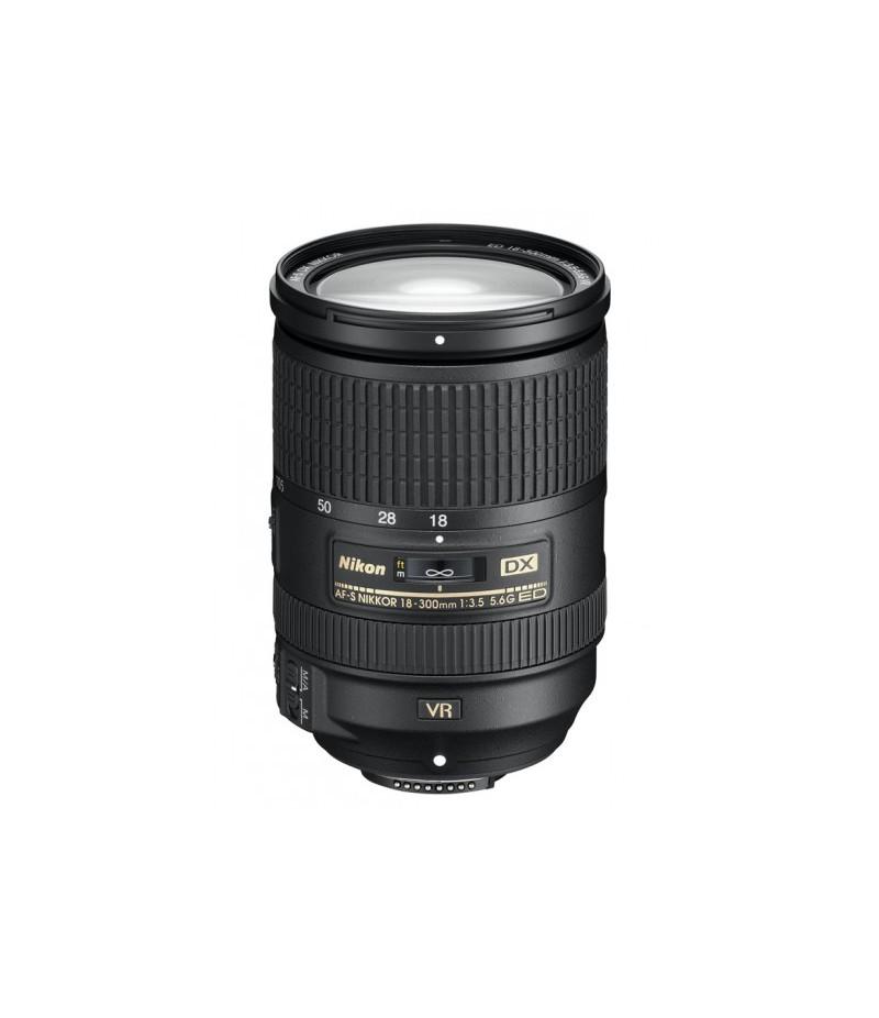 Nikkor AF-S 18-300mm F3.5-5.6 G DX ED VR