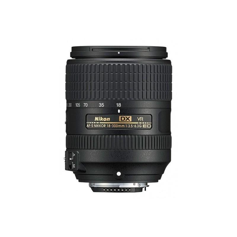 Nikkor AF-S 18-300mm F3.5-6.3 ED VR