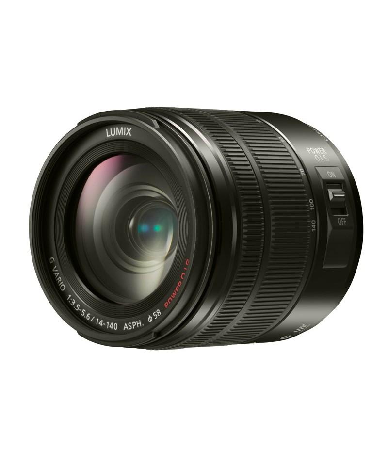 Panasonic 14-140mm F3.5-5.6 MFT Black