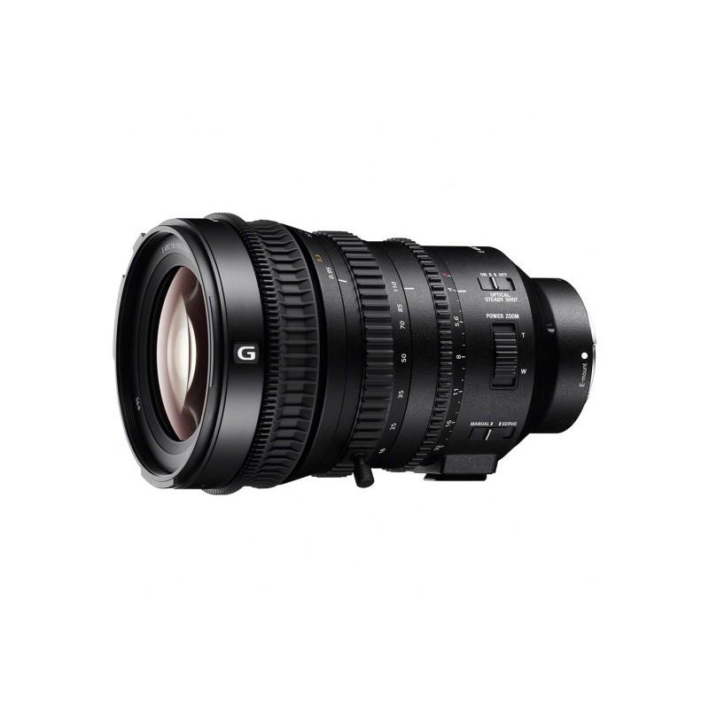 Sony E 18-110mm F4 FE PZ G OSS Power Zoom