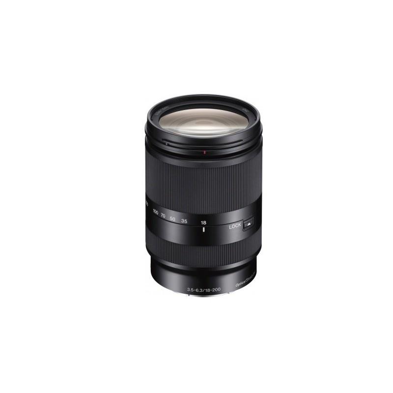 Sony NEX 18-200mm F3.5-6.3 Zoom lens