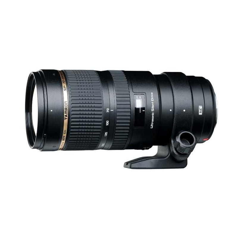 Tamron 70-200mm F 2.8 SP Di-LD Canon