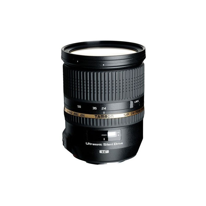 Tamron SP 24-70mm F2.8 VC Full Frame for Canon