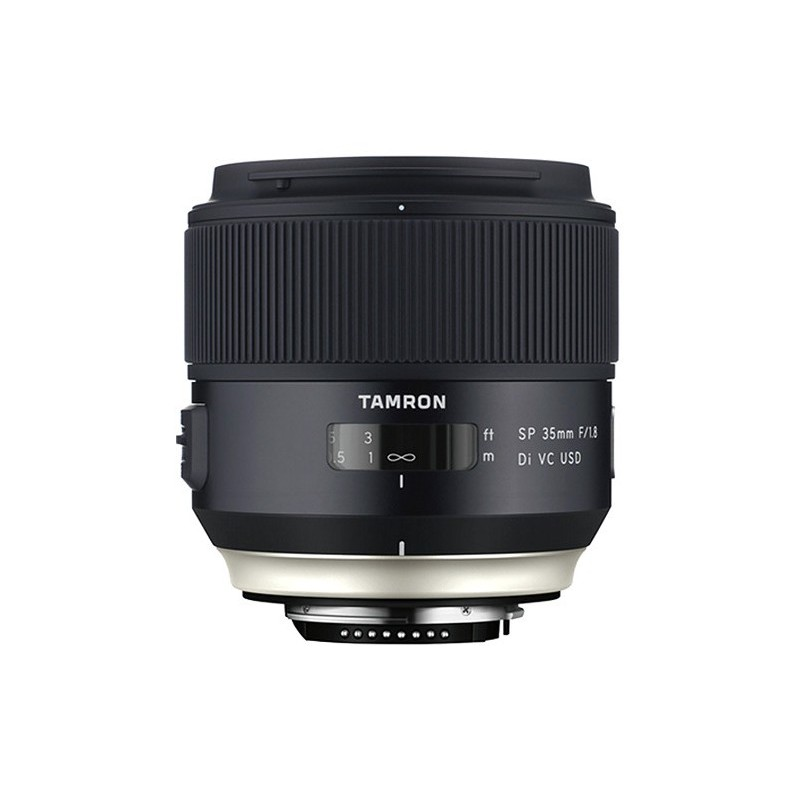 Tamron SP 35mm F1.8 Di VC USD Canon