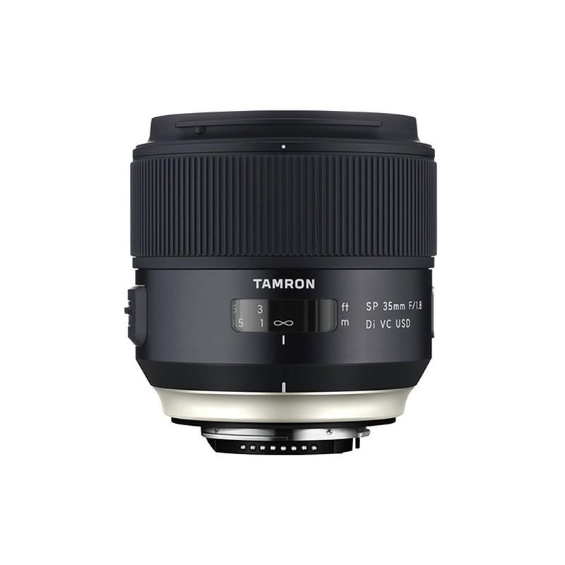 Tamron SP 35mm F1.8 Di VC USD Nikon