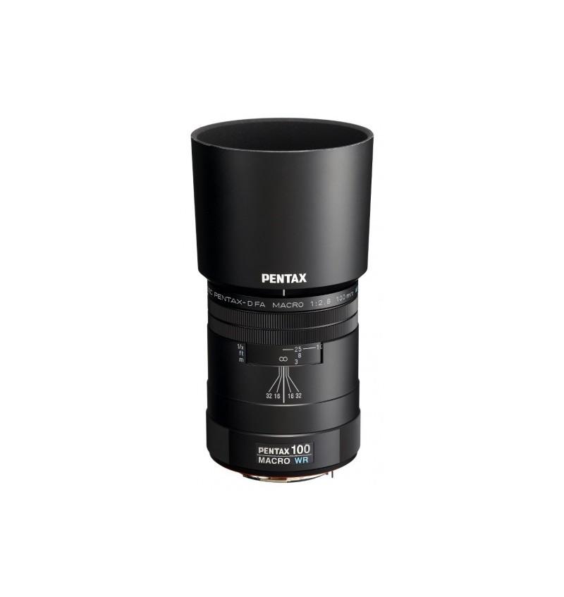 Pentax DFA 100mm F2.8 Macro