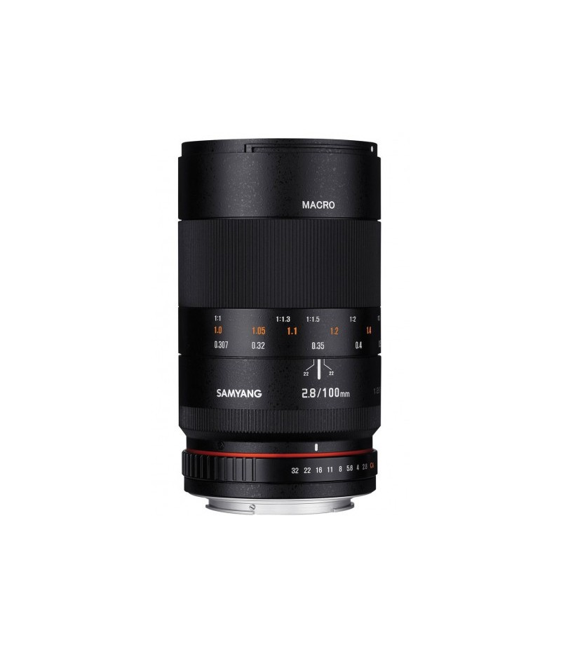 Samyang 100mm F2.8 Macro Canon