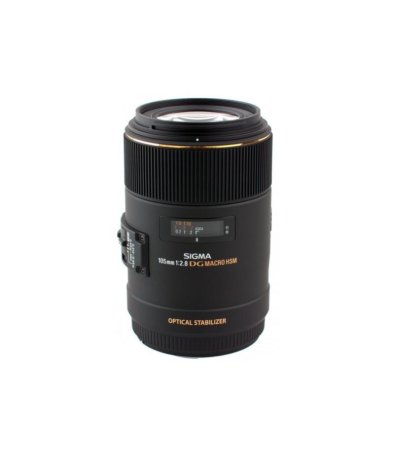 Sigma 105mm 2.8 EX DG Macro OS HSM Canon