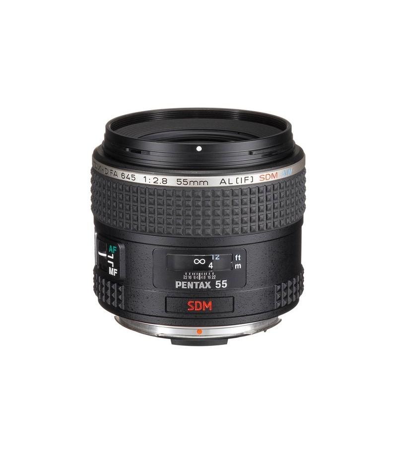 Pentax 645 SMC-DFA 55mm F2,8