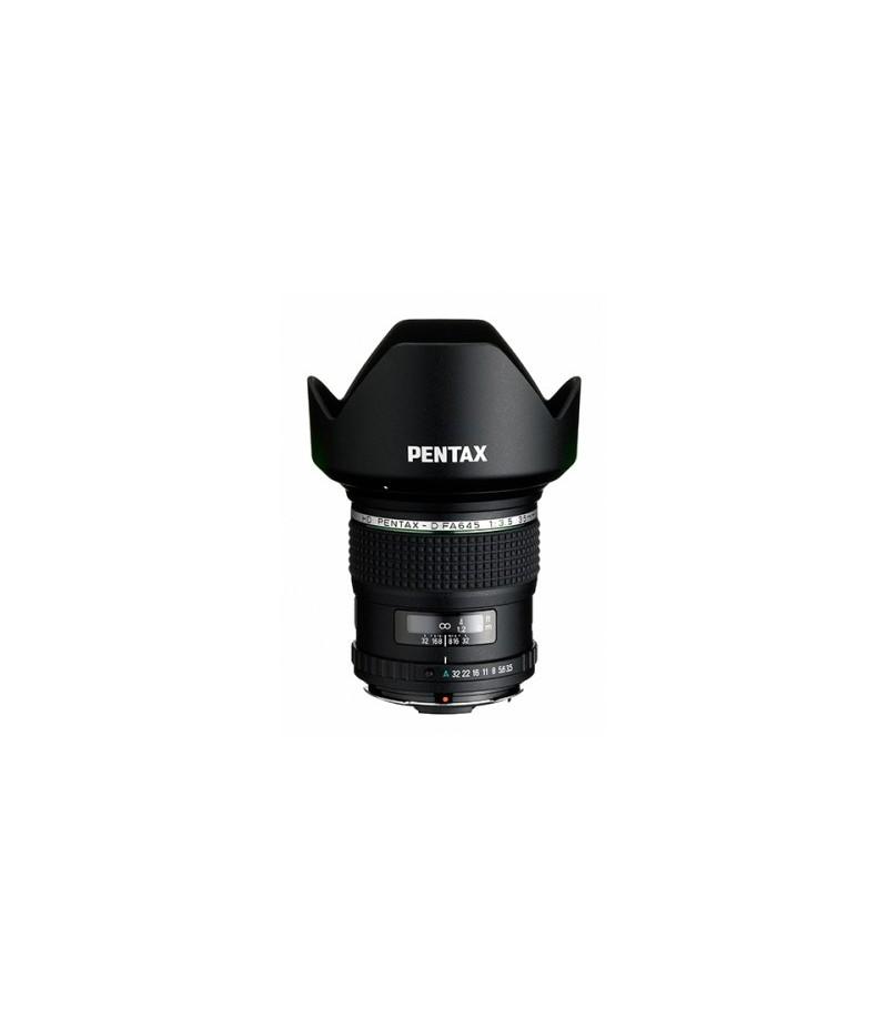 Pentax D-FA 645 35mm f/3.5 HD AL (IF) W/C