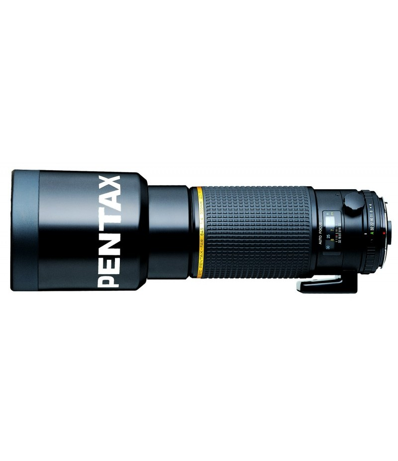 Pentax SMC-FA645 300mm F4.0 (IF) ED