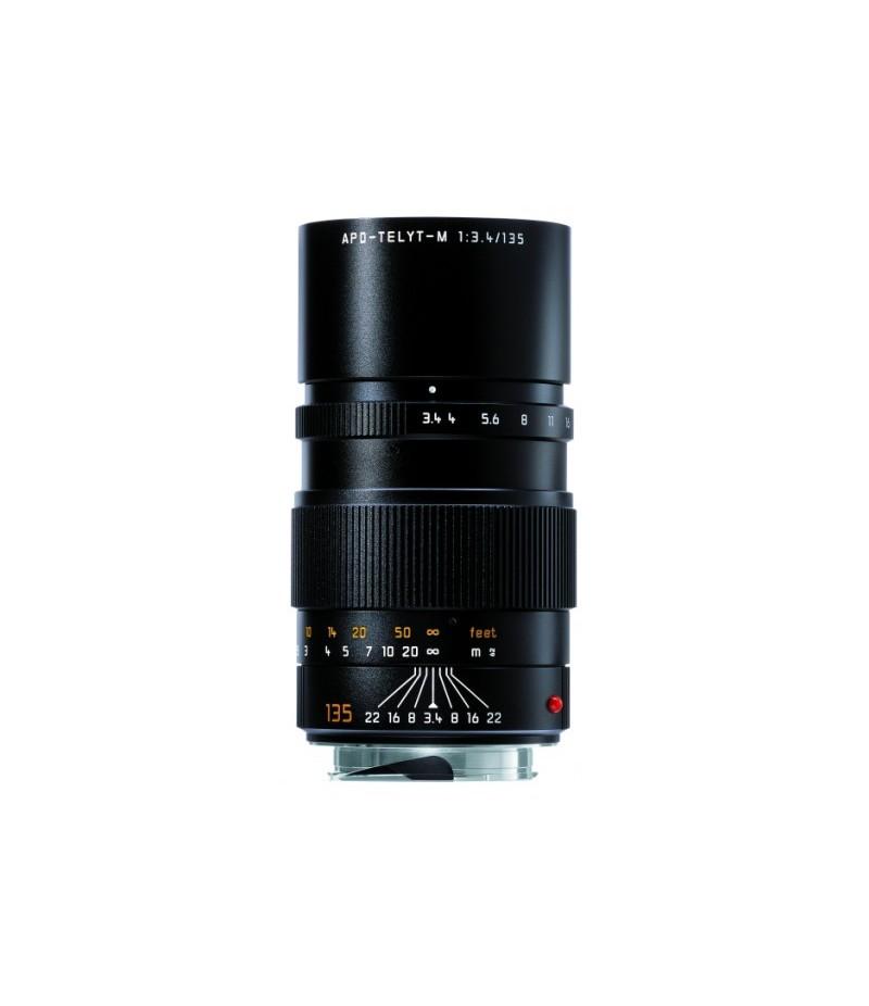 Leica APO-Telyt-M 3.4/135mm Black