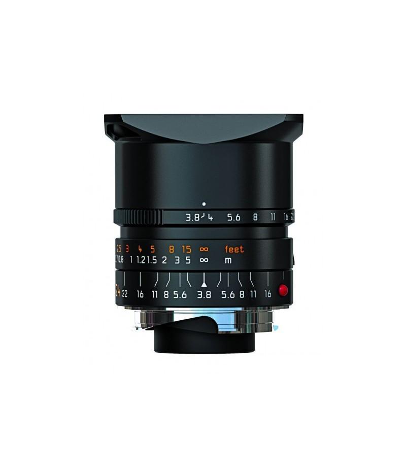 Leica Elmar-M 3.8/24mm Asph. Black