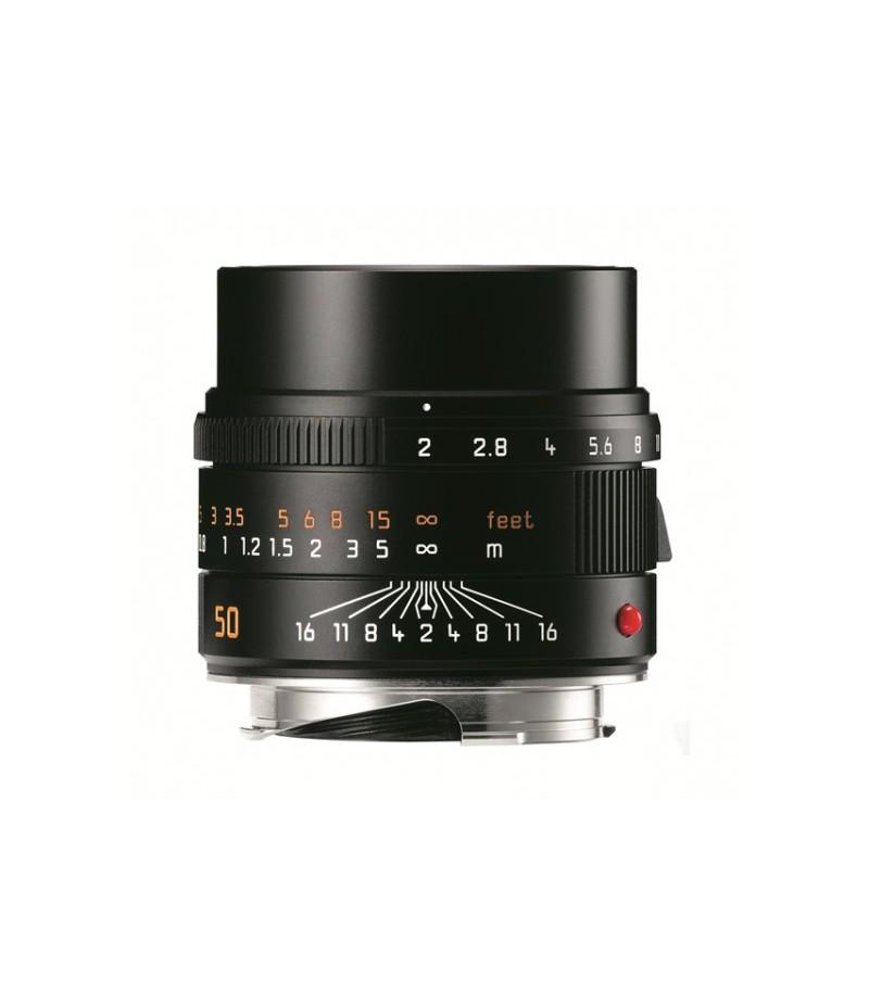 Leica Summicron-M 2.0/50mm black