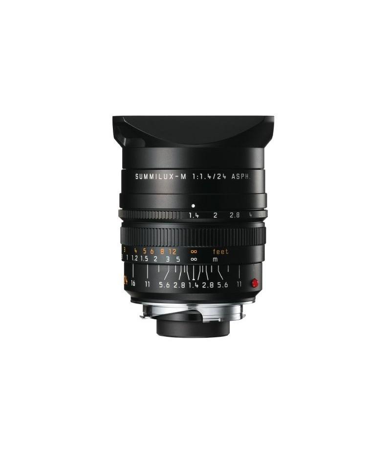 Leica Summilux-M 1.4/24mm Asph. Black