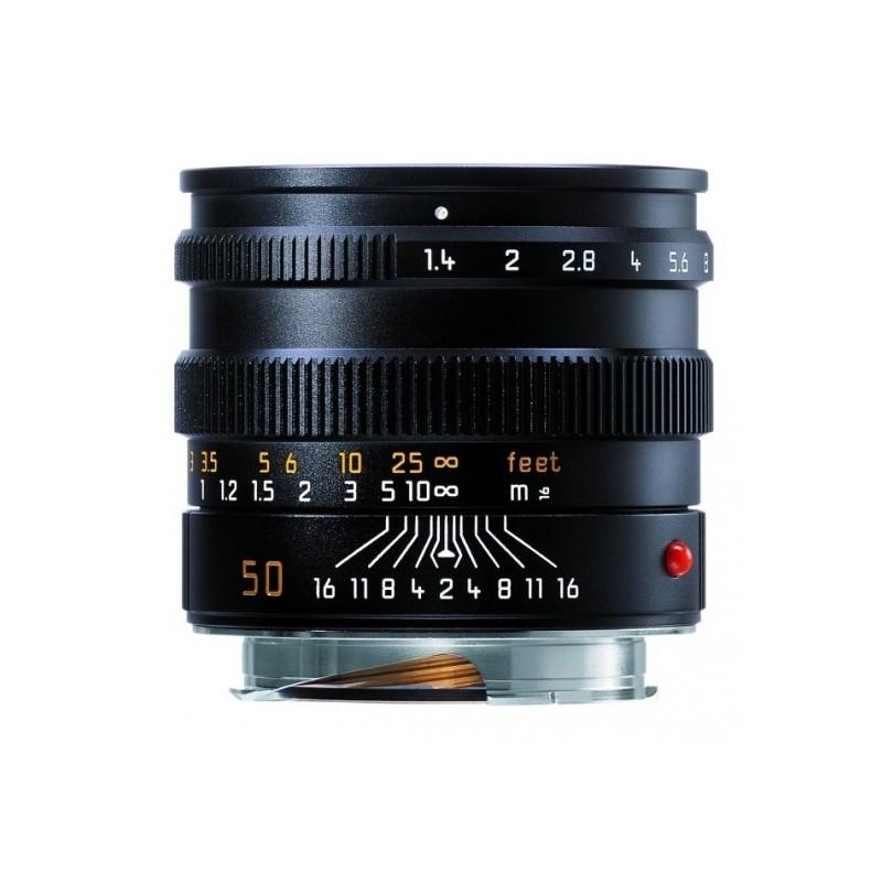Leica Summilux-M 1.4/50mm Asph. Black