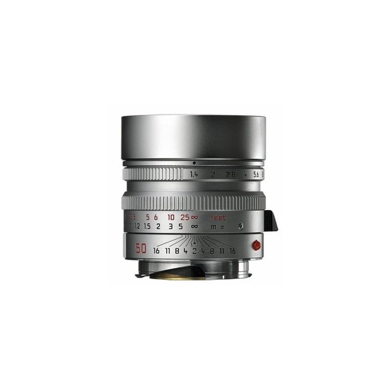 Leica Summilux-M 1.4/50mm Asph. silver