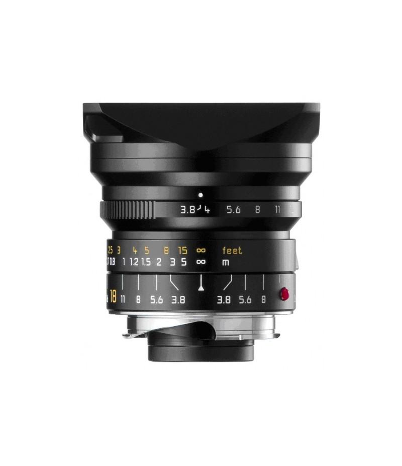 Leica Super-Elmar-M 3.8/18mm Asph. Black