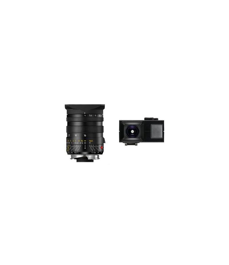 Leica Tri-Elmar-M 4.0/16-18-21mm Asph.