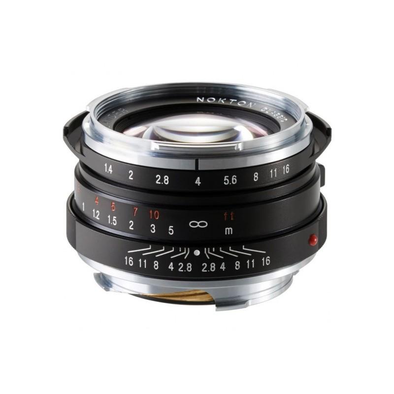 Voigtländer Nokton F1.4 40mm Leica M-Mount
