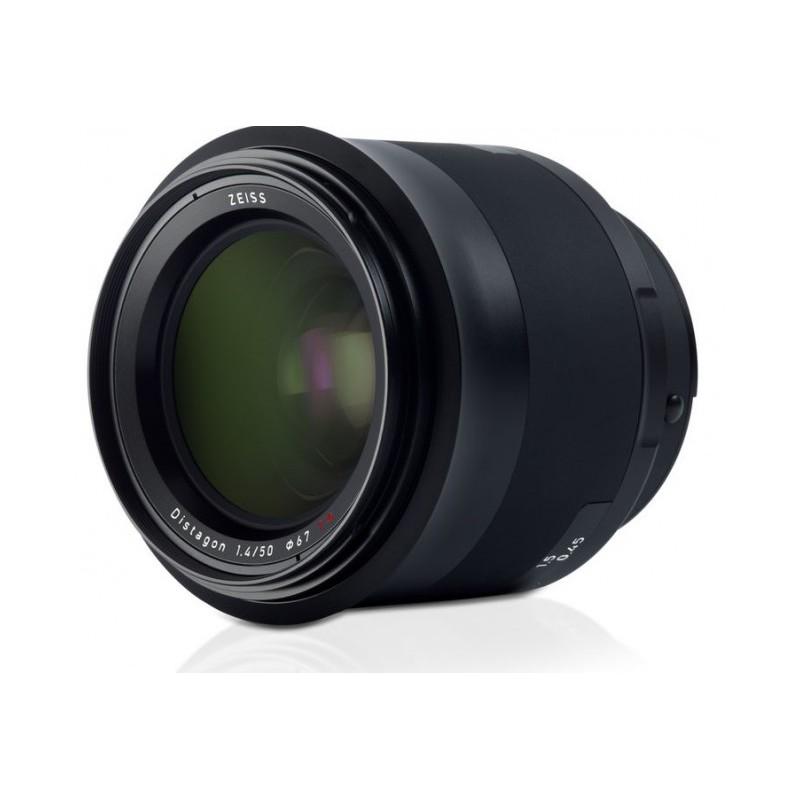 Zeiss Milvus 50mm F1.4 ZE Mount Canon