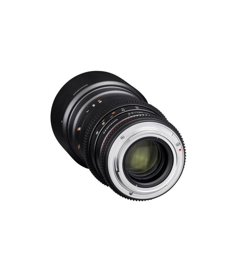 Samyang 135mm F2.0 ED UMC Fuji X