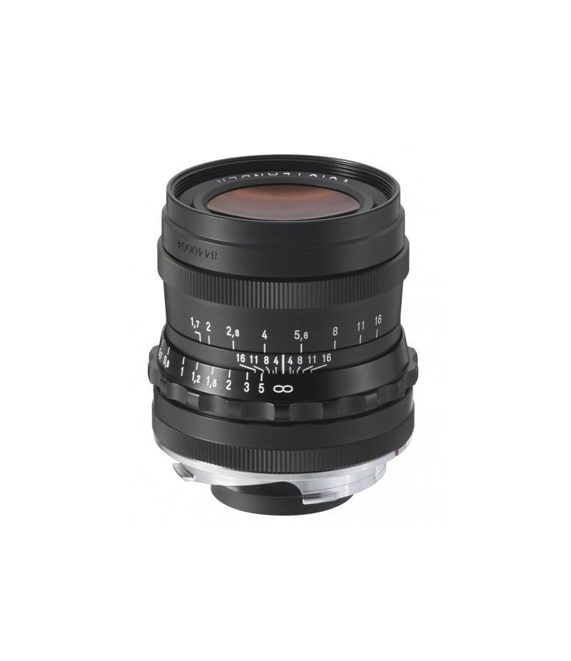 Voigtlander Ultron 35mm F1.7 Asph. VM Black