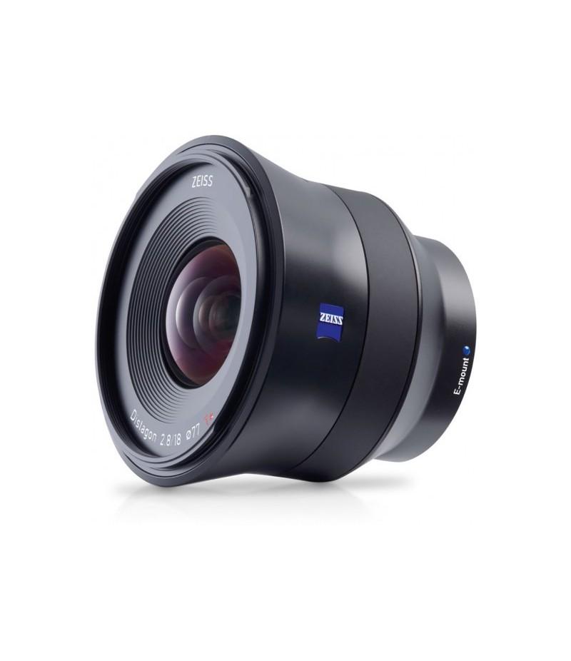 Zeiss Batis 18mm F2.8 E-Mount