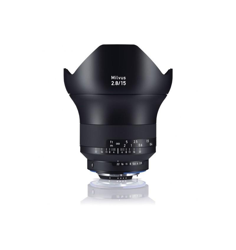 Zeiss Milvus 15mm F2.8 ZE-Mount