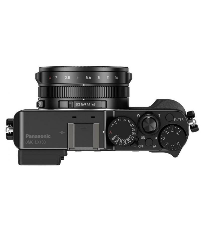 Panasonic Lumix DMC-LX100 Black