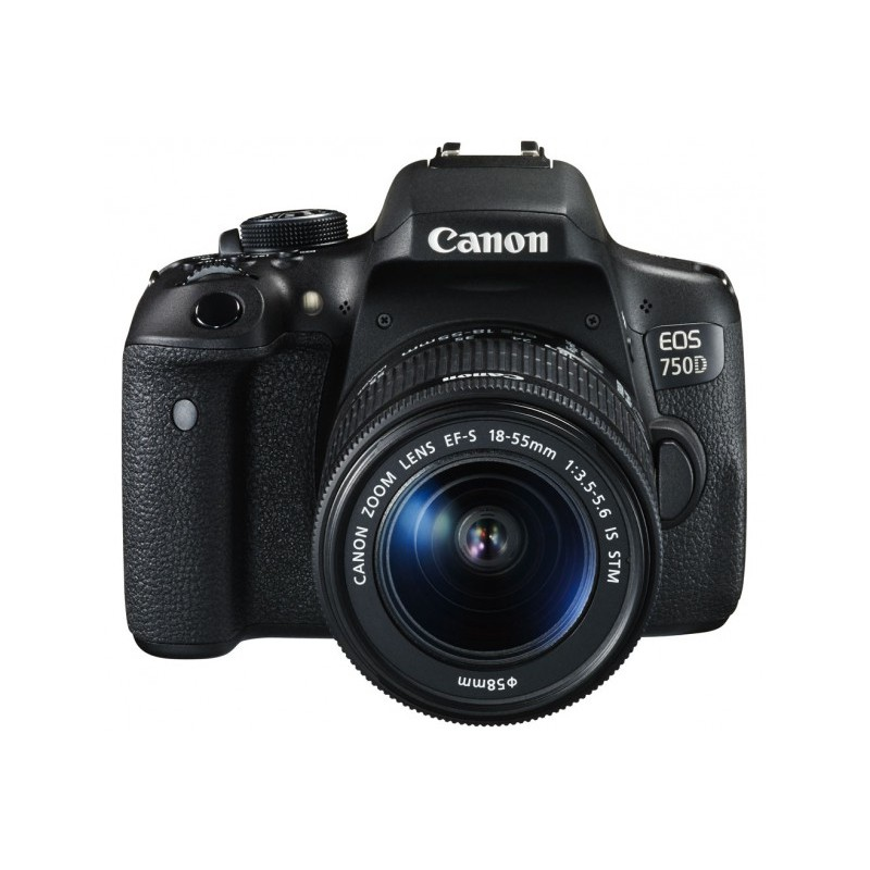 Canon EOS 750D + 18-55mm IS STM