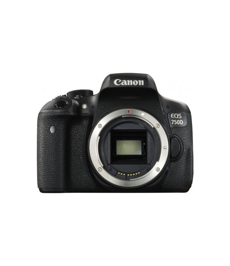 Canon EOS 750D + EF-S 18-55mm DC III