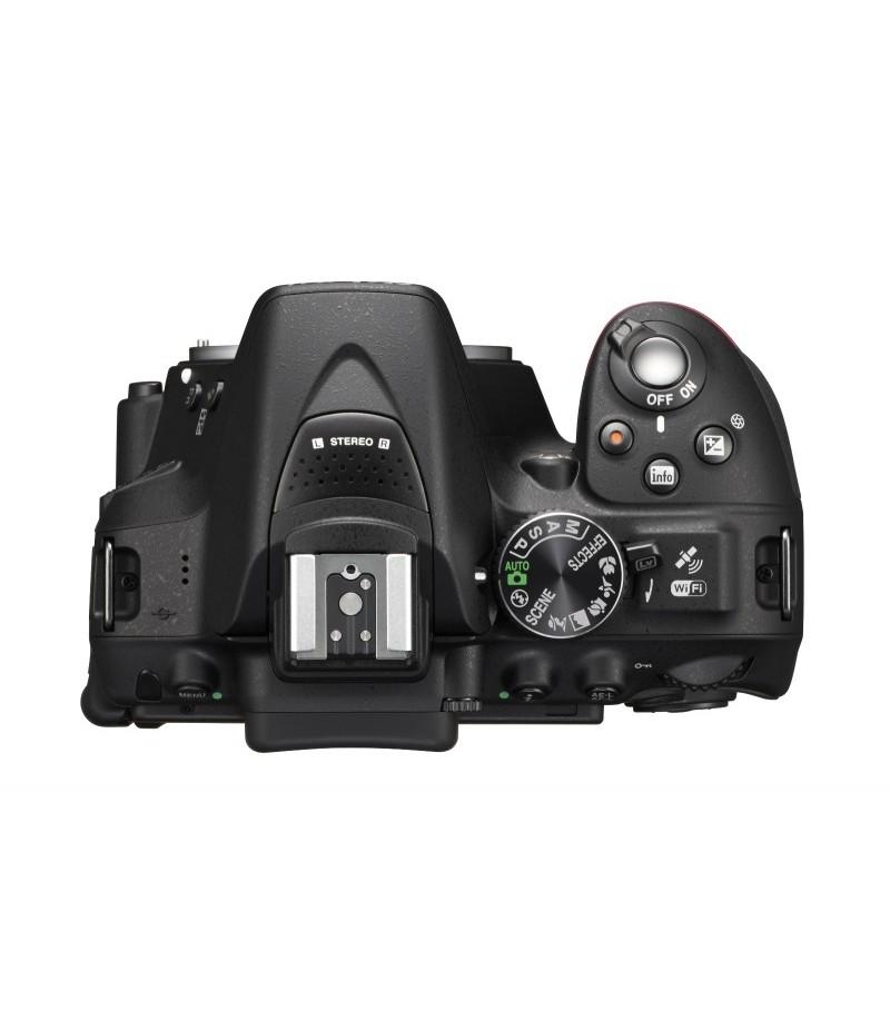 Nikon D5300 + Tamron 18-270mm PZD