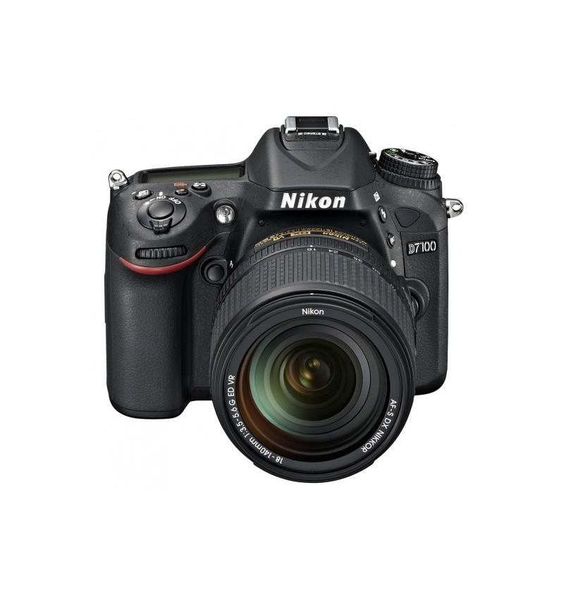 Nikon D7100 + Nikkor 18-140mm VR