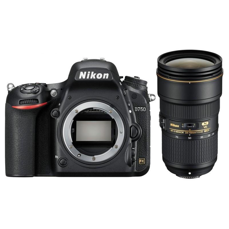 Nikon D750 + AF-S 24-70mm F2.8 G IF-ED VR Nano