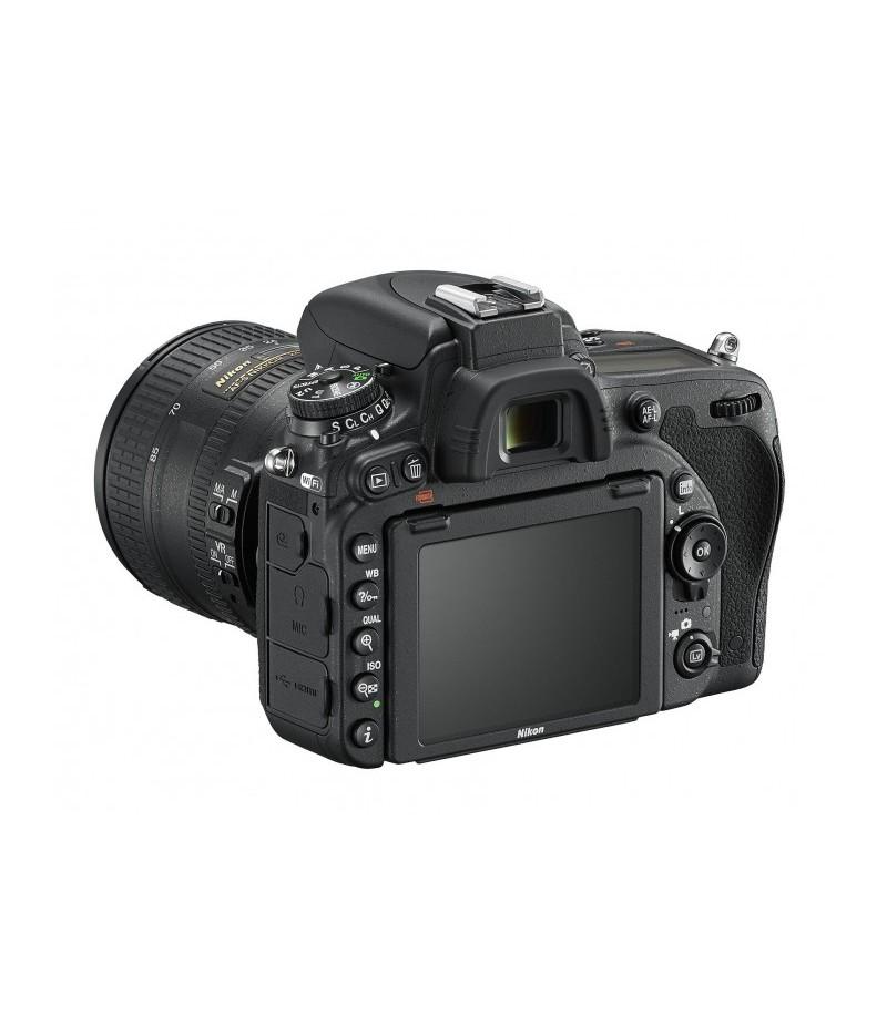 Nikon D750 + AF-S 24-85mm F3.5-4.5 G IF-ED VR