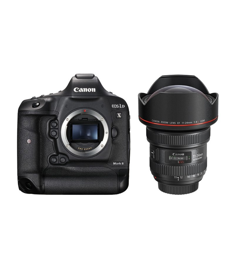 Canon EOS 1D X Mark II + 11-24mm F4 L USM