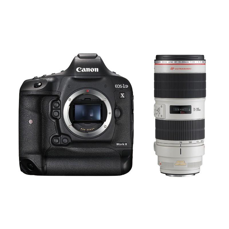 Canon EOS 1D X Mark II + 70-200mm F2.8 L IS USM II