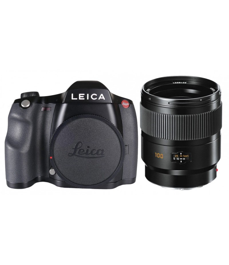 Leica S (Type 007) Body + 100mm F2.0 Asph.