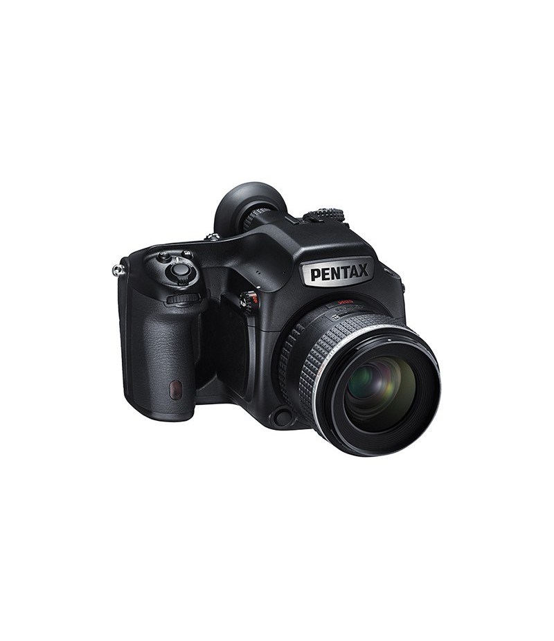 Pentax 645Z + SMC-D-FA 645 55mm F2.8 AL (IF) SDM