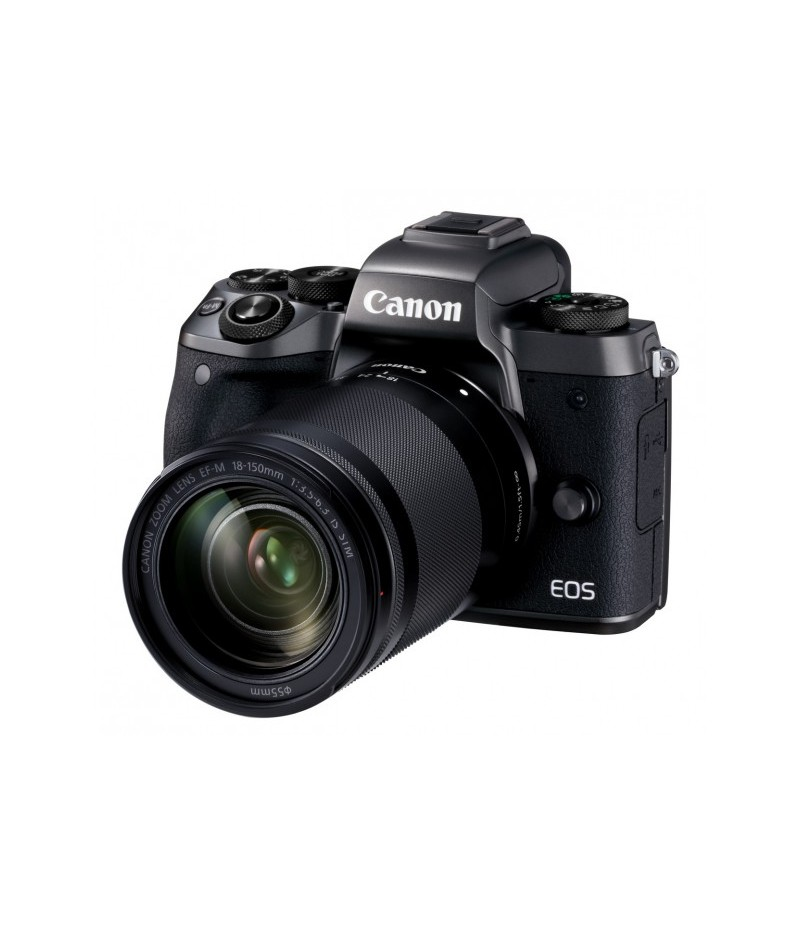 Canon EOS M5 + 18-150 IS STM