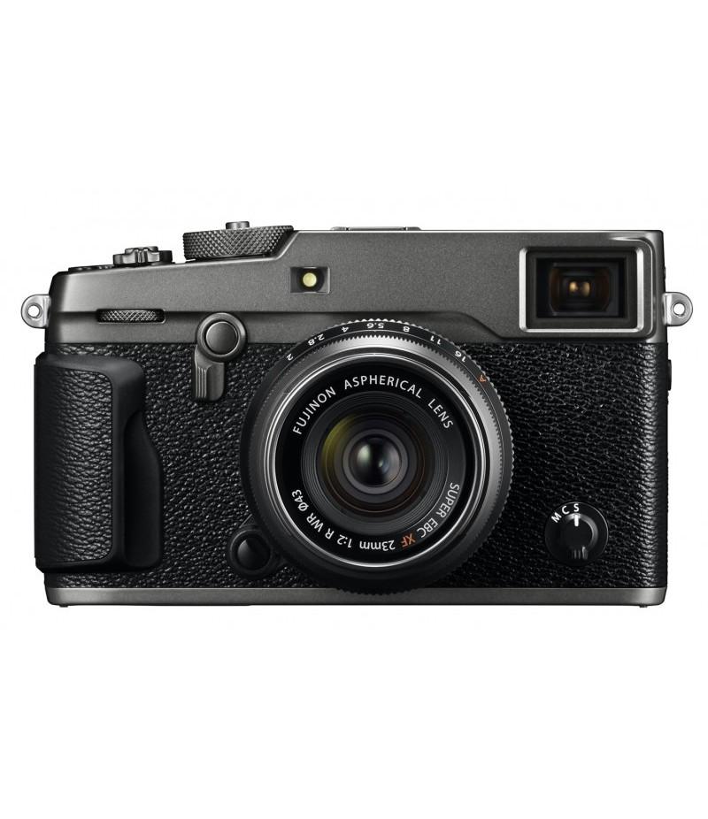 Fujifilm X-Pro2 Graphite + Fujinon XF 23mm F2 R