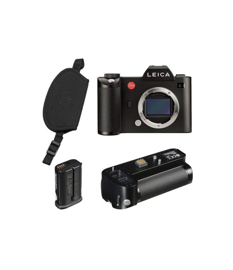 Leica SL (Typ 601) + HG-SCL4 grip + BP-SCL-4 Battery