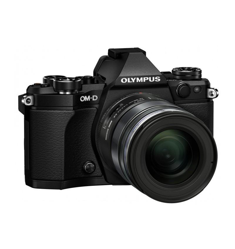 Olympus OM-D E-M5 II Black + 12-50mm
